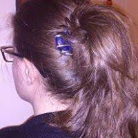 epingle grosse perle de verre bleu marine toulouse2016