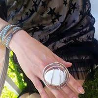 bague grosse perle banc opaque aix en provence 2015