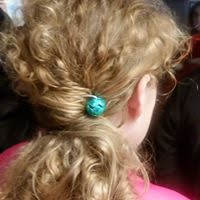 epingle bollywood cheveux blonds marché de toulouse 2012