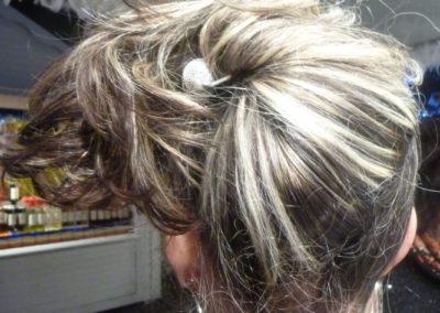 epingle boule argent cheveux londs cendres toulouse marche de noel 2012