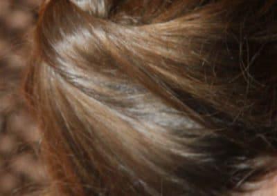 pique bois simple cheveux chatains clair toulouse marché de Noël 2016