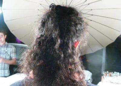 viet à l'ombrelle